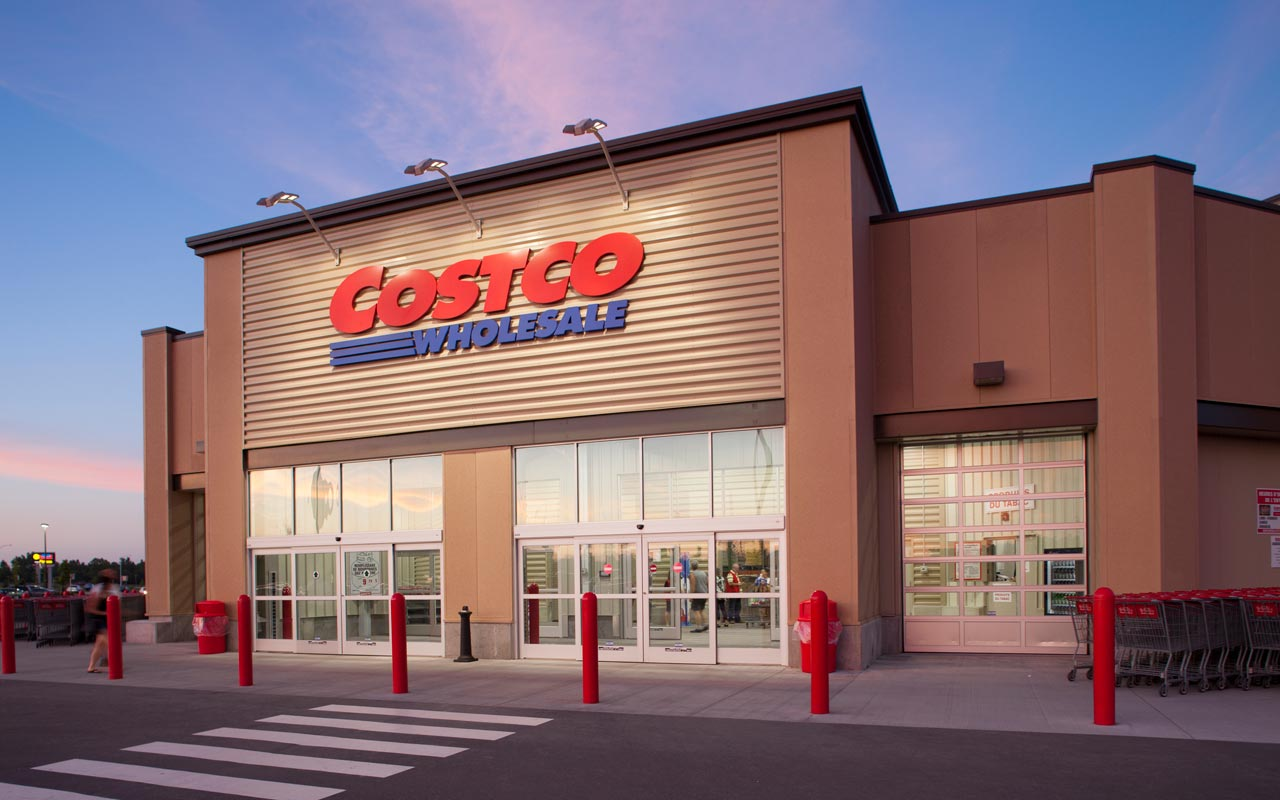 COSTCO での支払い方法の変化