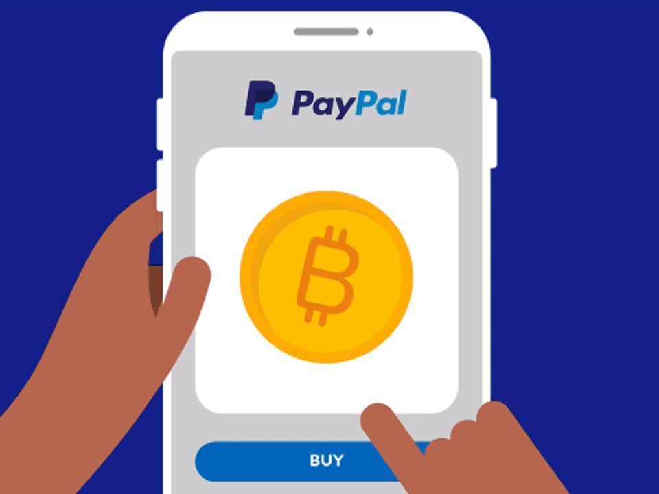 Paypal でBitcoin 購入ができる!?